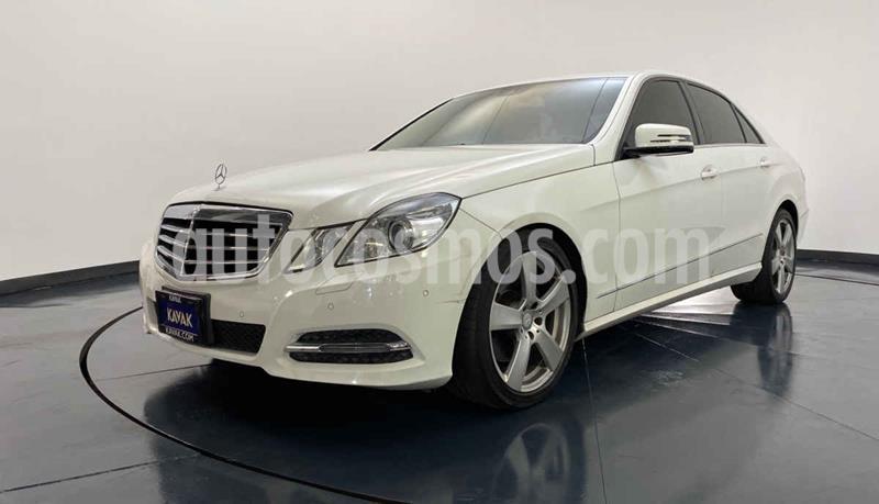 Mercedes Clase E 250 Avantgarde usado (2013) color Blanco precio $337,999