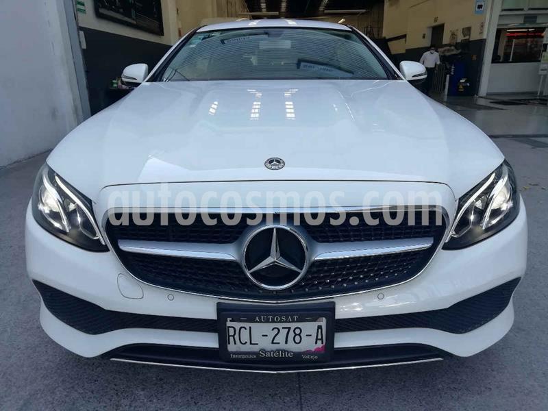 Mercedes Clase E 300 Coupe usado (2019) color Blanco precio $689,000