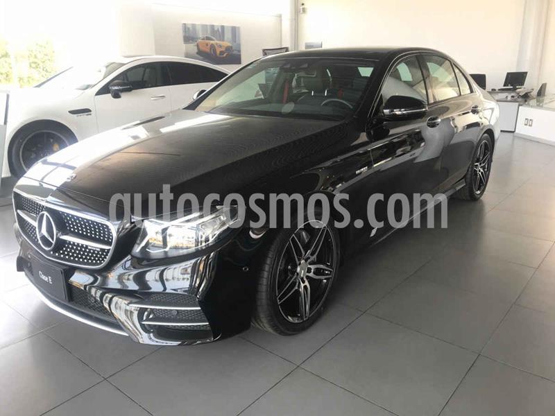 Mercedes Clase E E 43 AMG 4Matic usado (2018) color Negro precio $1,050,000