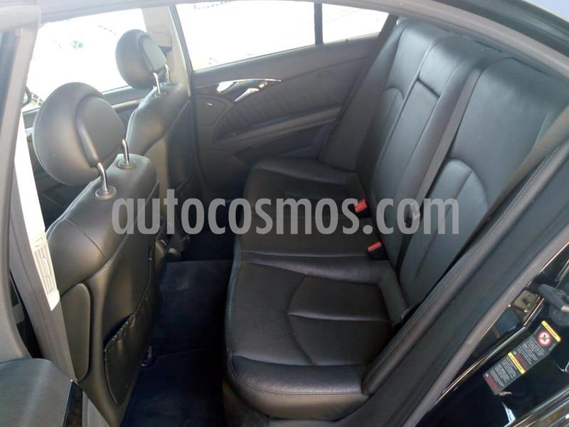 Mercedes Clase E 500 Avantgarde usado (2005) color Negro precio $150,000