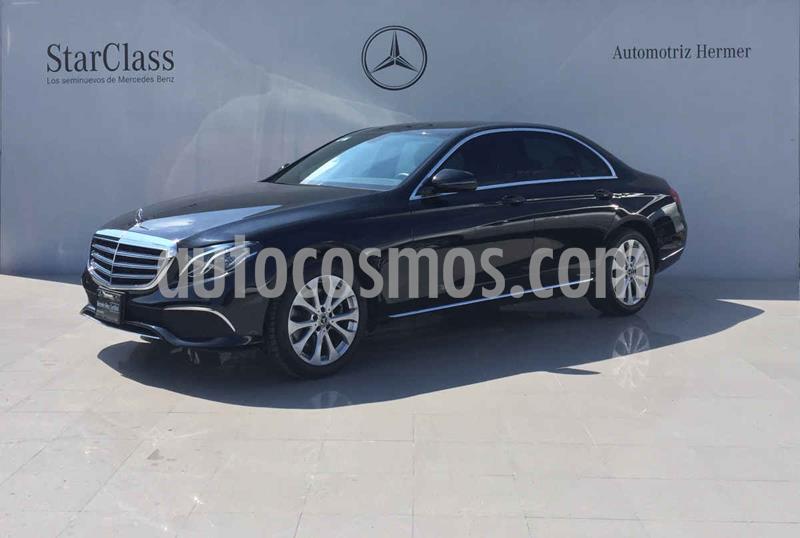 Mercedes Clase E 200 CGI Exclusive usado (2019) color Negro precio $699,900