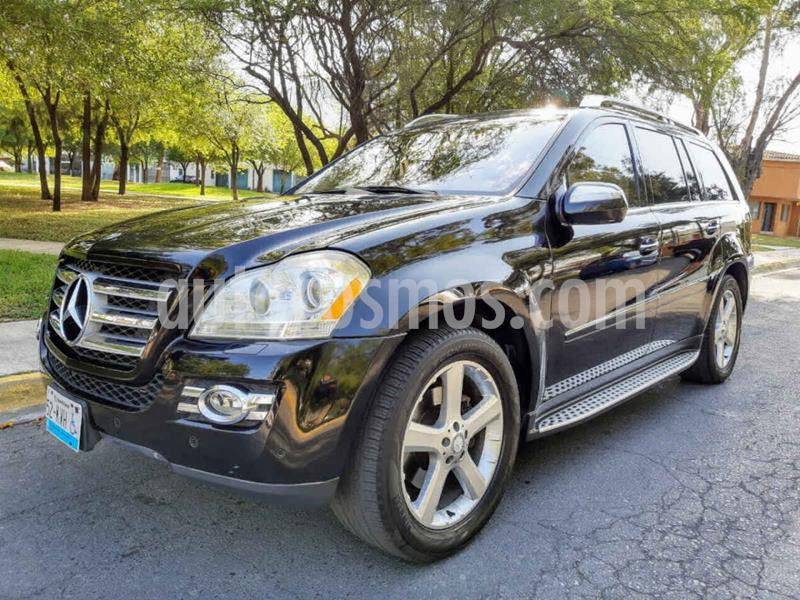 Mercedes Clase G 500 usado (2009) color Negro precio $280,000