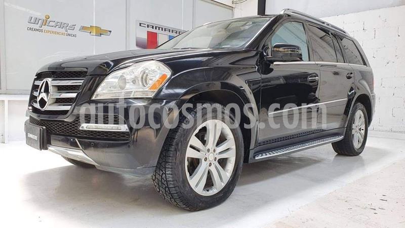 Mercedes Clase GL 500 usado (2011) color Negro precio $275,000