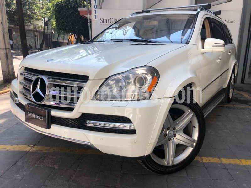 foto Mercedes Clase GL 500 usado (2012) color Blanco precio $310,000