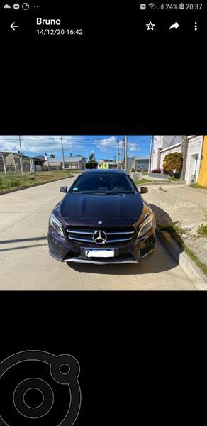 Mercedes Clase GLA 250 Urban 4Matic usado (2016) color Negro precio u$s33.500