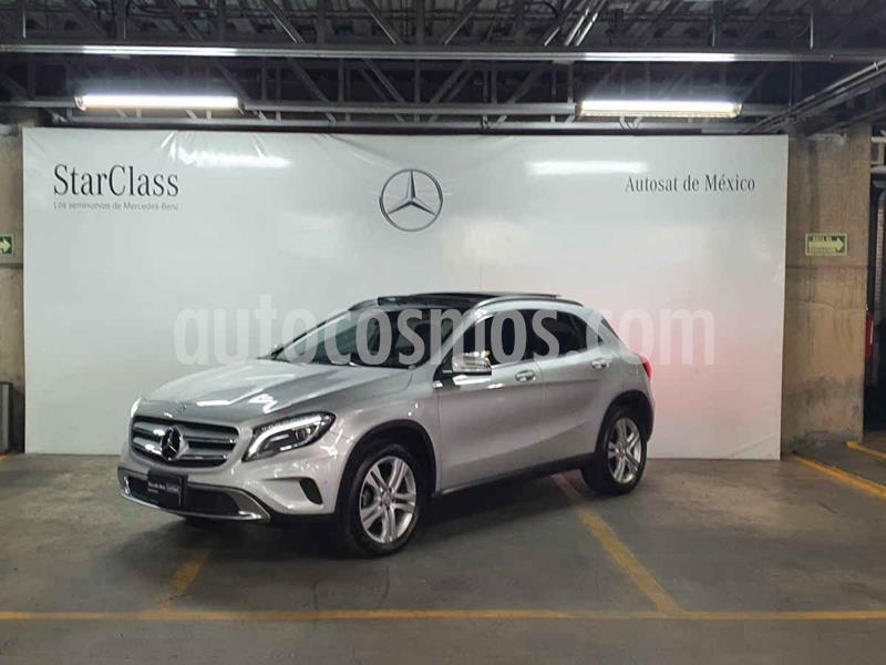 Mercedes Clase GLA 200 CGI Sport Aut usado (2017) color Plata precio $389,000