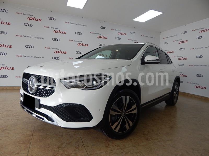 Mercedes Clase GLA 200 CGI usado (2021) color Blanco precio $765,000