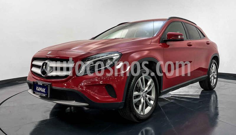 Mercedes Clase GLA 180 CGI usado (2017) color Rojo precio $352,999