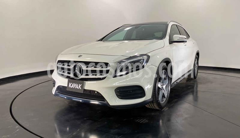Mercedes Clase GLA 200 CGI Sport Aut usado (2018) color Blanco precio $447,999
