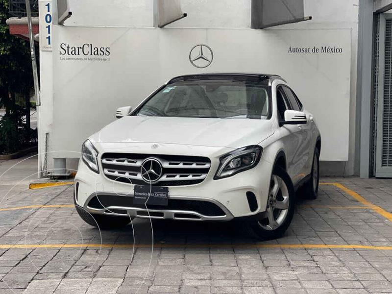 Foto Mercedes Clase GLA 200 CGI Sport Aut usado (2019) color Blanco precio $540,000