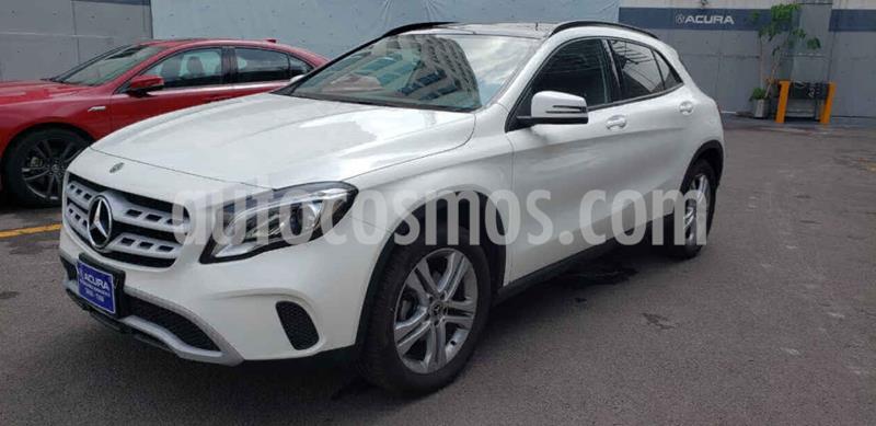 Mercedes Clase GLA 200 CGI usado (2020) color Blanco precio $505,000