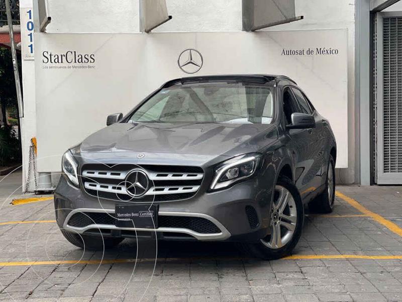 Foto Mercedes Clase GLA 200 CGI usado (2020) color Gris precio $535,000