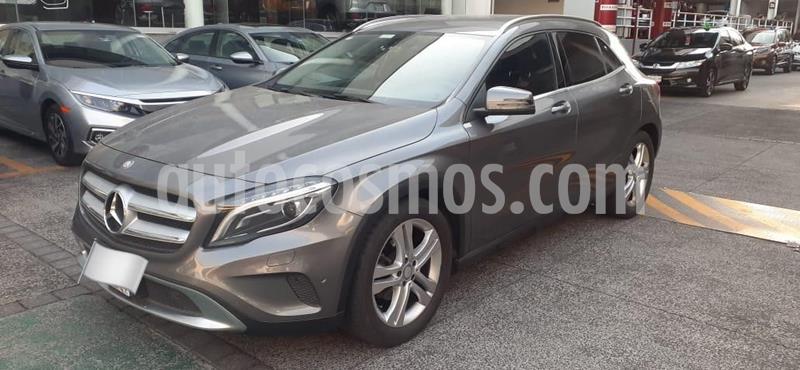 Mercedes Clase GLA 200 Sport Aut usado (2015) color Gris precio $289,000