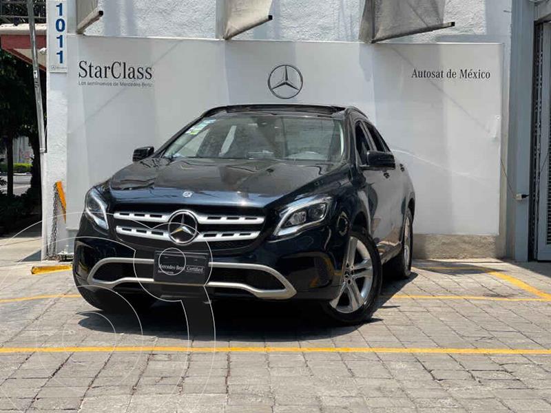 Foto Mercedes Clase GLA 200 CGI Sport Aut usado (2018) color Negro precio $455,000
