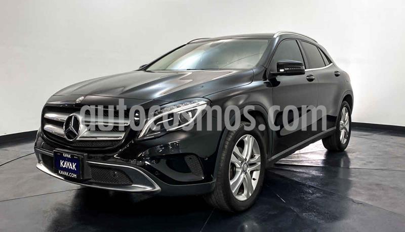 Mercedes Clase GLA 200 CGI Sport Aut usado (2017) color Negro precio $374,999