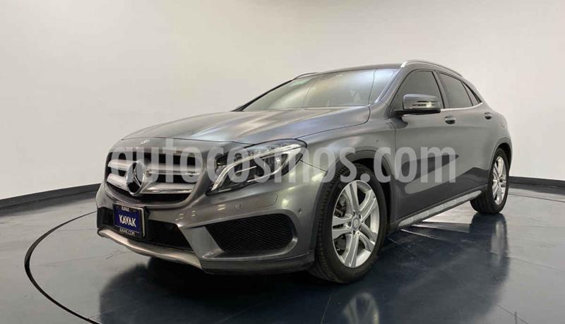 Mercedes Clase GLA 250 CGI Sport Aut usado (2014) color Gris precio $297,999