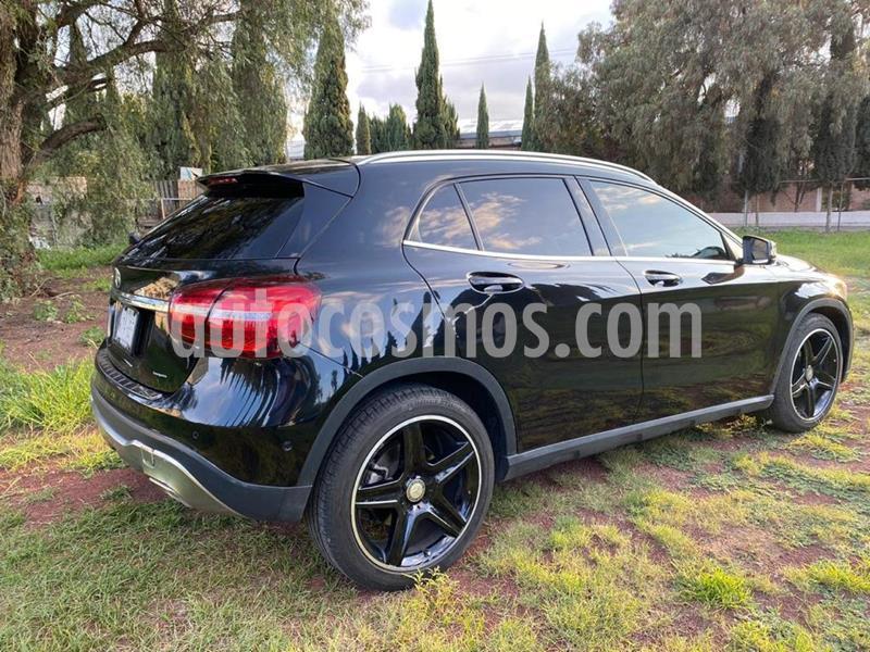 Mercedes Clase GLA 200 CGI Sport Aut usado (2019) color Negro precio $470,000