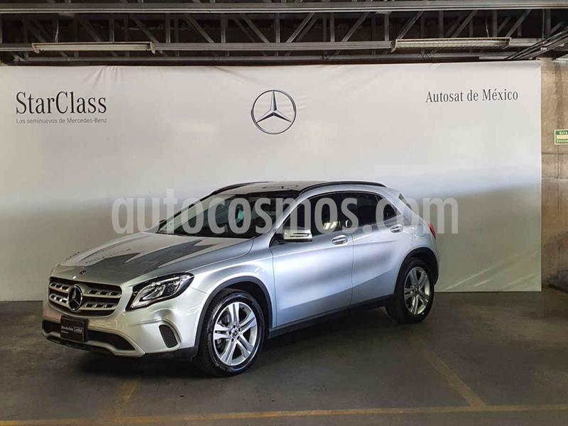 Mercedes Clase GLA 200 CGI usado (2019) color Plata precio $489,000