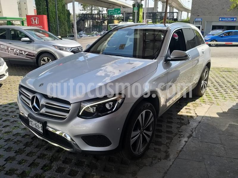 Mercedes Clase GLC 300 4MATIC Off Road usado (2019) color Plata precio $555,000
