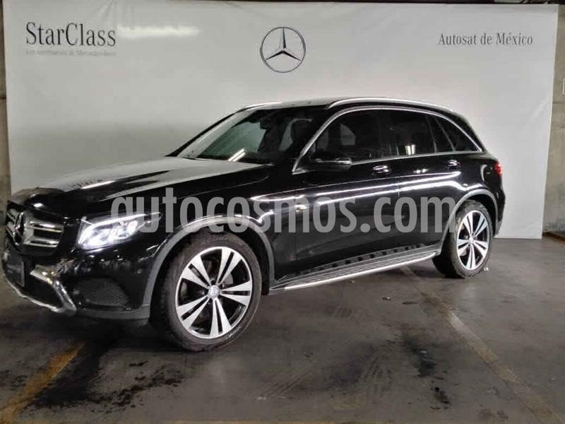 Mercedes Clase GLC 300 Sport usado (2016) color Negro precio $459,000