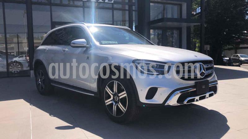 Mercedes Clase GLC 300 4MATIC usado (2020) color Plata precio $899,900