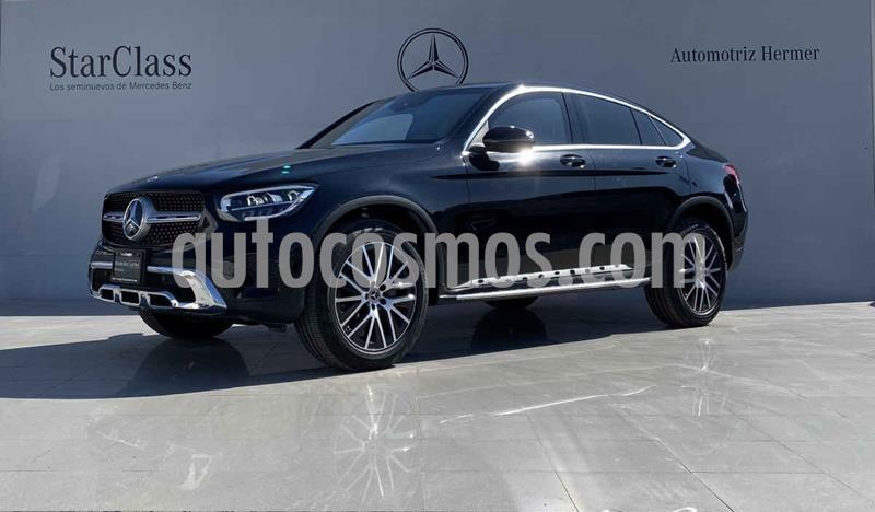 Mercedes Clase GLC Coupe 300 Sport usado (2020) color Negro precio $1,874,900