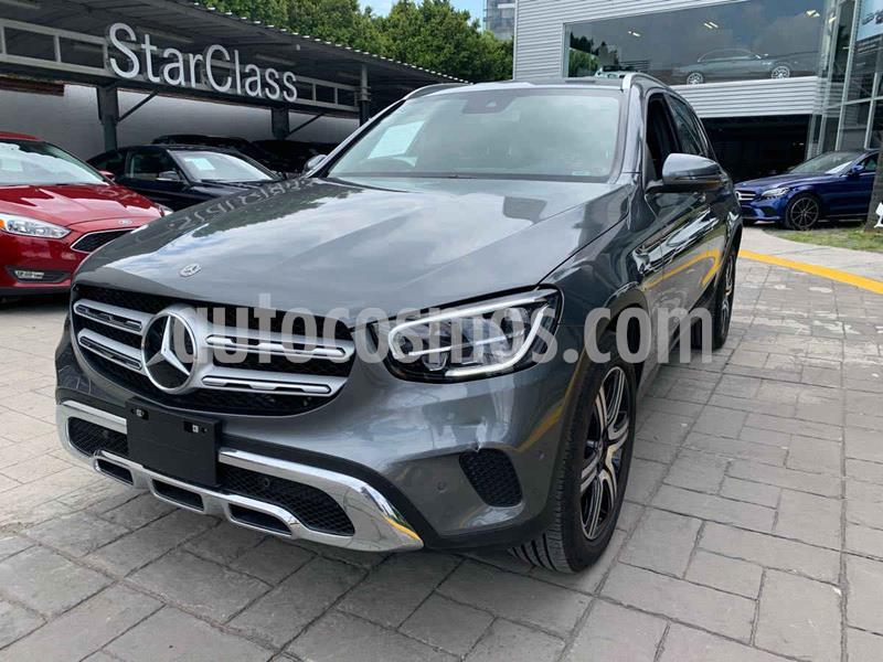 Mercedes Clase GLC 300 Off Road usado (2020) color Gris precio $745,000