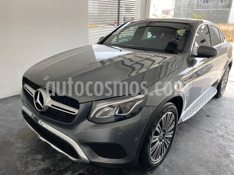 Mercedes Clase GLC 300 4MATIC Avantgarde Coupe usado (2019) color Gris precio $710,000