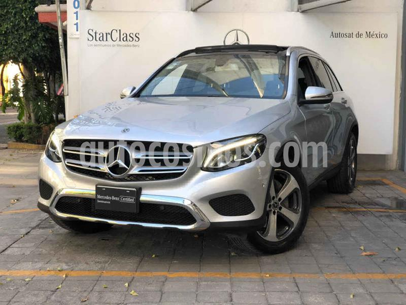 Mercedes Clase GLC 300 Off Road usado (2019) color Plata precio $670,000