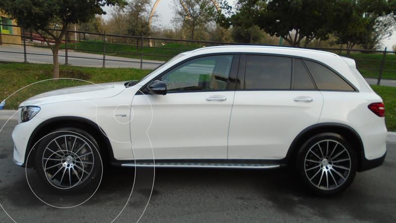 Foto Mercedes Clase GLC 43 AMG 4MATIC usado (2018) color Blanco precio $839,900