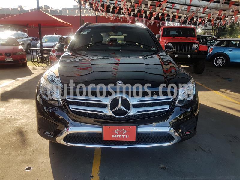 Mercedes Clase GLC 300 4MATIC Sport usado (2019) color Negro precio $749,000