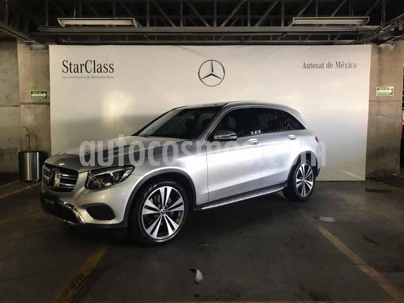 Mercedes Clase GLC Coupe 300 Sport usado (2017) color Plata precio $519,000