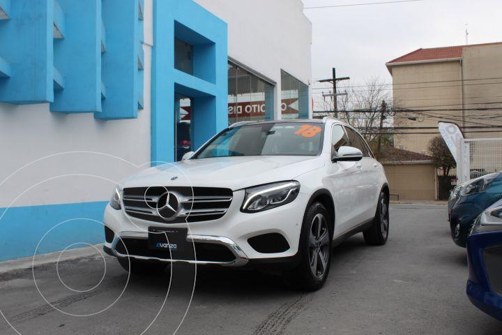 Mercedes Clase GLC 300 Off Road usado (2018) color Blanco precio $575,000