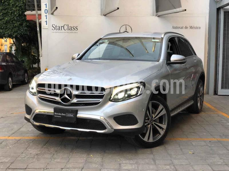 Mercedes Clase GLC 300 Sport usado (2019) color Plata precio $750,000