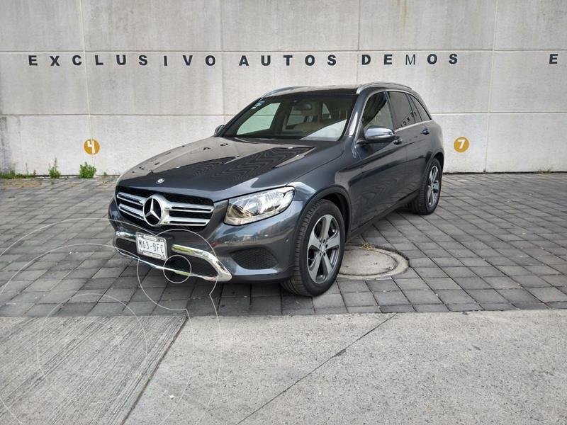 Foto Mercedes Clase GLC 300 Off Road usado (2016) color Gris Oscuro precio $449,900