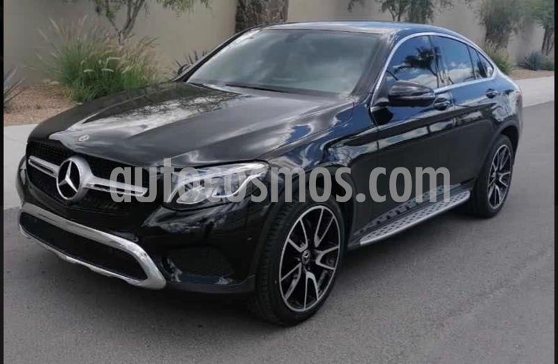 Mercedes Clase GLC 300 4MATIC Sport Coupe usado (2019) color Negro precio $770,000