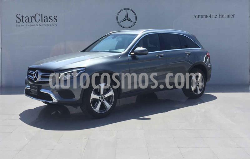 Mercedes Clase GLC 300 Off Road usado (2019) color Gris precio $609,900