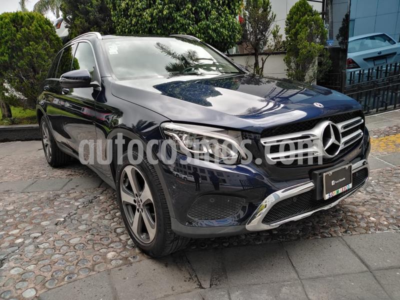 Mercedes Clase GLC 300 4MATIC Off Road usado (2019) color Azul precio $625,000