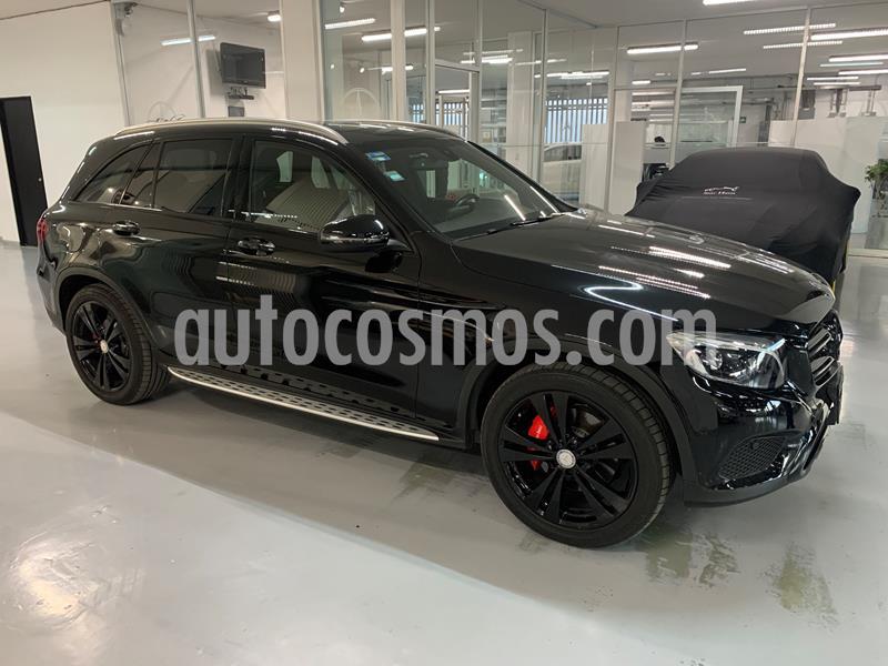 Mercedes Clase GLC 300 Sport usado (2017) color Negro precio $500,000