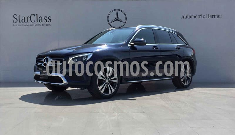 Mercedes Clase GLC 300 Sport usado (2016) color Azul precio $459,900