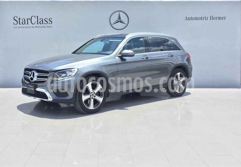 Mercedes Clase GLC 300 4MATIC Off Road usado (2018) color Gris precio $489,900