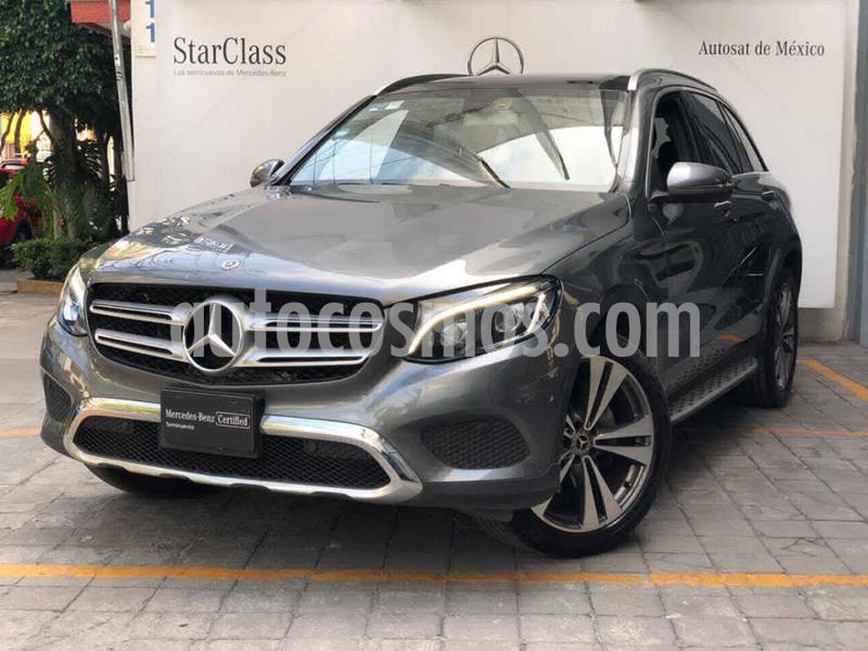 Mercedes Clase GLC 300 Sport usado (2018) color Gris precio $655,000