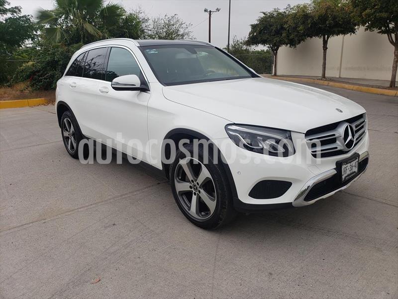 Mercedes Clase GLC 300 Off Road usado (2019) color Blanco precio $580,000