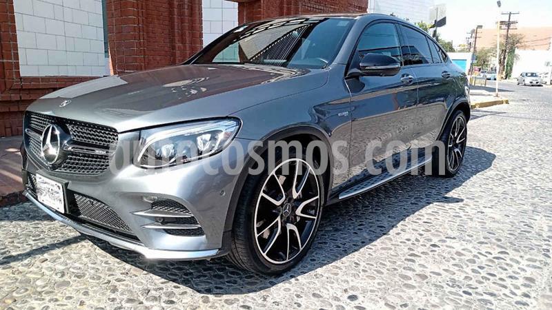 Mercedes Clase GLC 43 AMG 4MATIC usado (2019) color Gris precio $870,000
