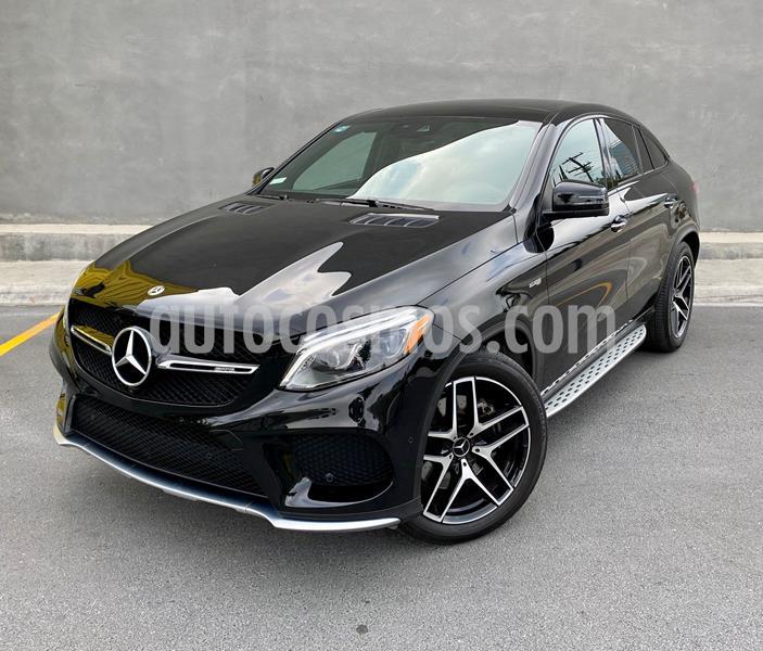 Mercedes Clase GLE Coupe 43 AMG usado (2019) color Negro precio $1,090,000