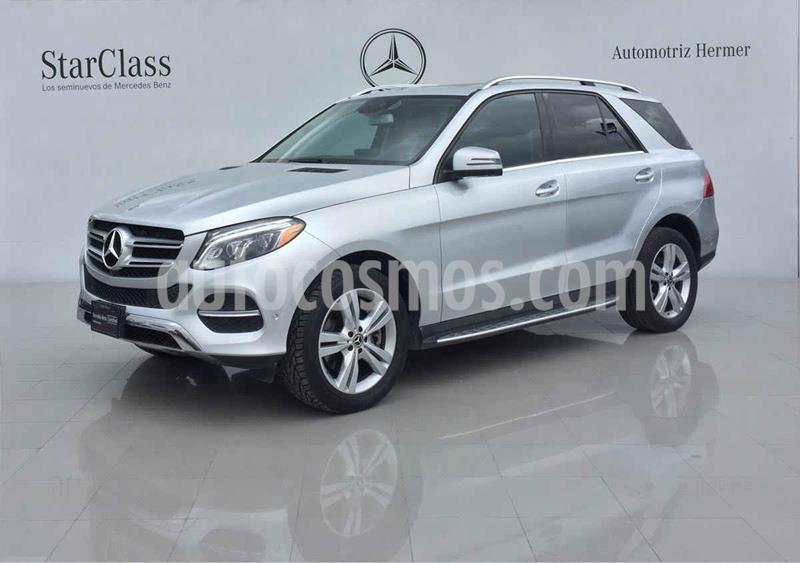 Mercedes Clase GLE SUV 350 Exclusive usado (2018) color Plata precio $709,900