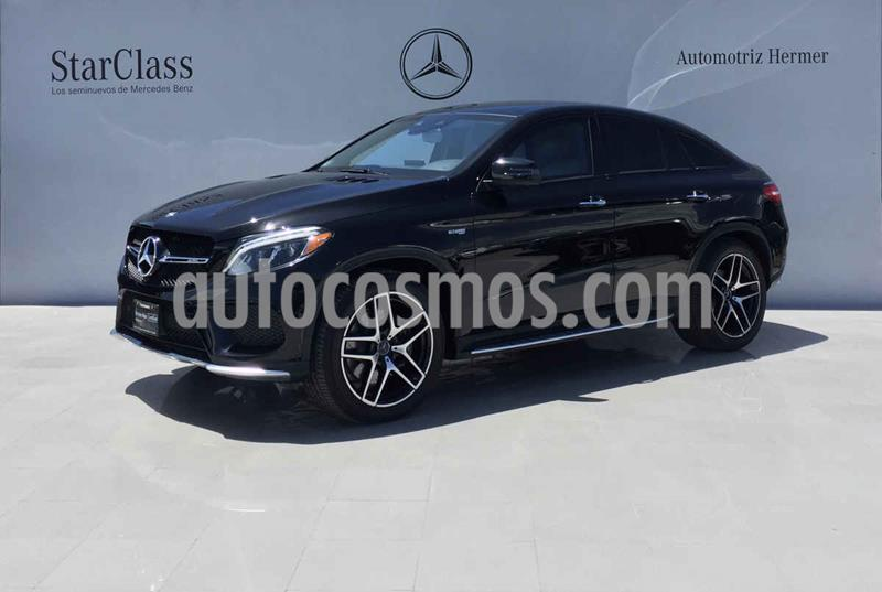 Mercedes Clase GLE Coupe 43 AMG usado (2020) color Negro precio $2,369,900