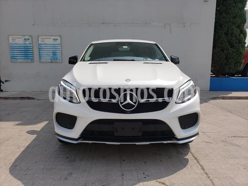 Mercedes Clase GLE SUV 400 Sport usado (2017) color Blanco precio $720,000