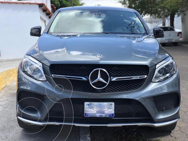 Foto Mercedes Clase GLE Coupe 43 AMG usado (2019) color Gris precio $1,100,000