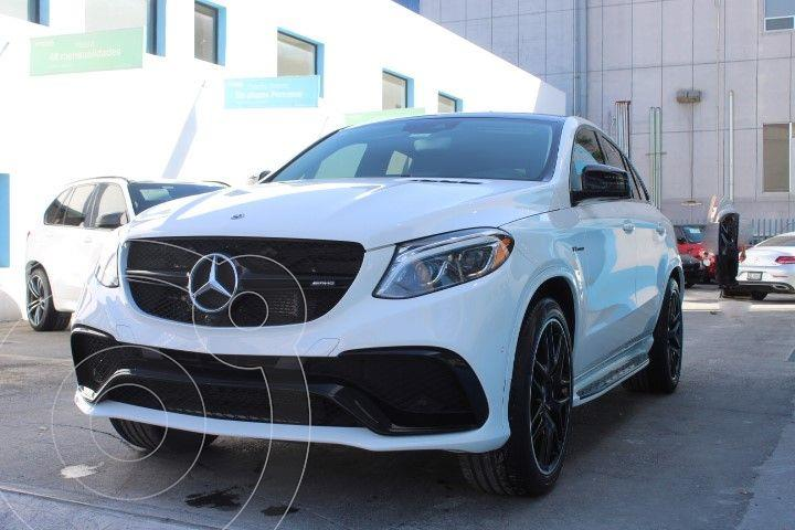 Mercedes Clase GLE Coupe 63 AMG  usado (2019) color Blanco precio $1,599,000